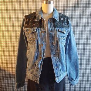 Top shop (topman)jean jacket
